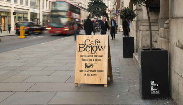 Cafe Below